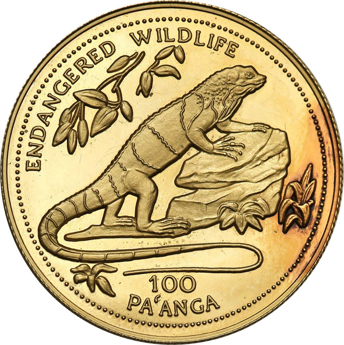 Tongu 100 Paanga 1994 Legwan st. L/L-