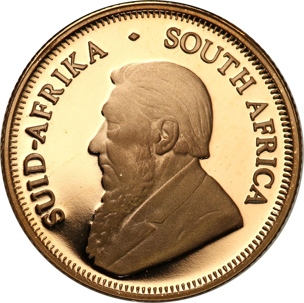 RPA 1/10 Krugerranda 2010 - 1/10 uncji złota st.L