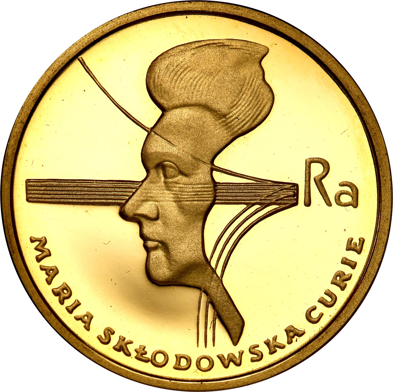 Polska PRL 2000 złotych 1979 Maria Skłodowska Curie st.L