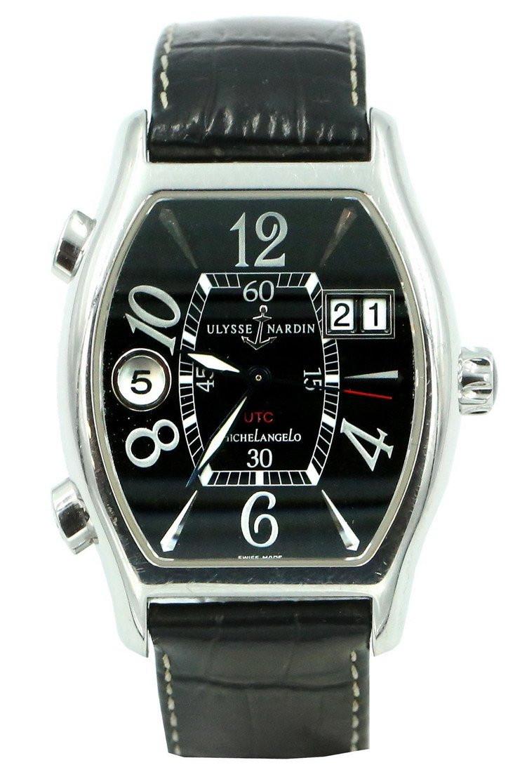 Zegarek Ulysse Nardin Michelangelo 223-48– duża data