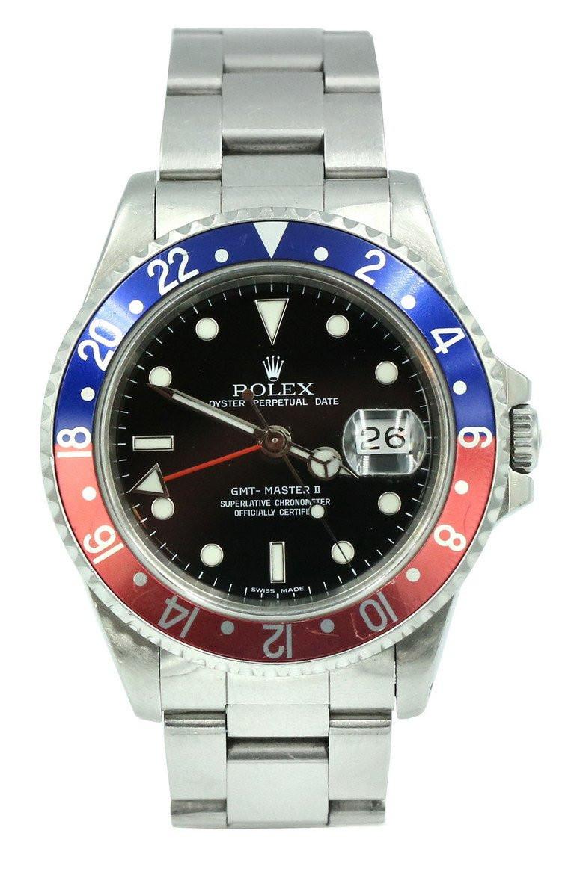 Zegarek Rolex GMT-Master II 16710 - Pepsi