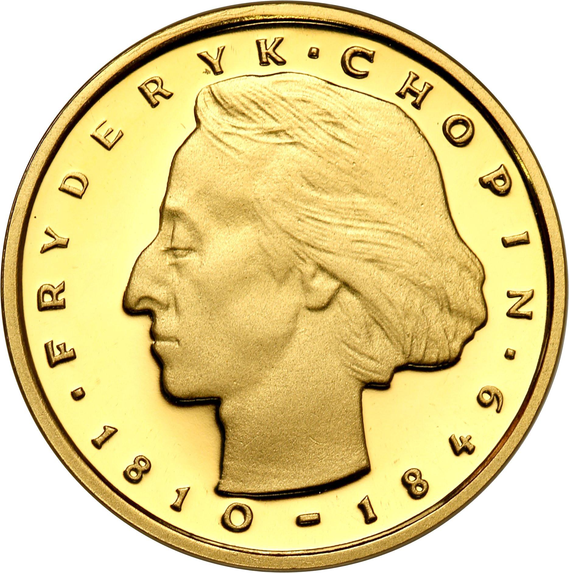 PRL. 2000 złotych 1977 Chopin st. L
