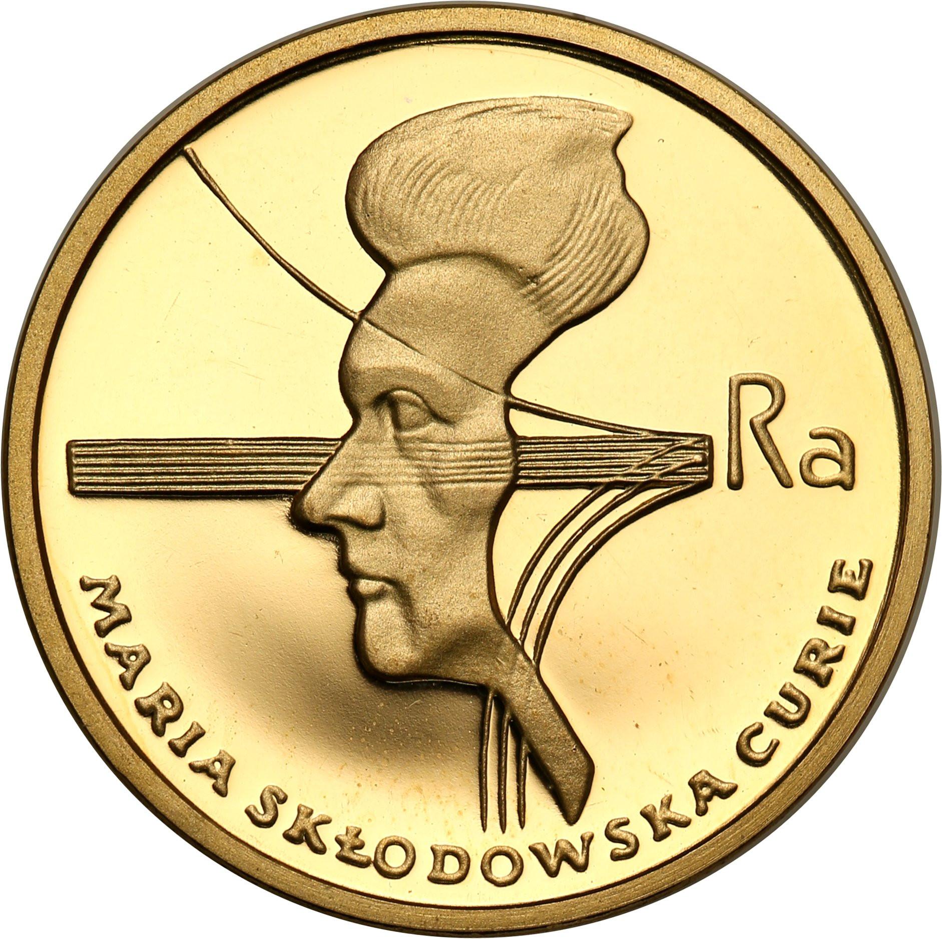 PRL. 2000 złotych 1979 Maria Skłodowska Curie st.L