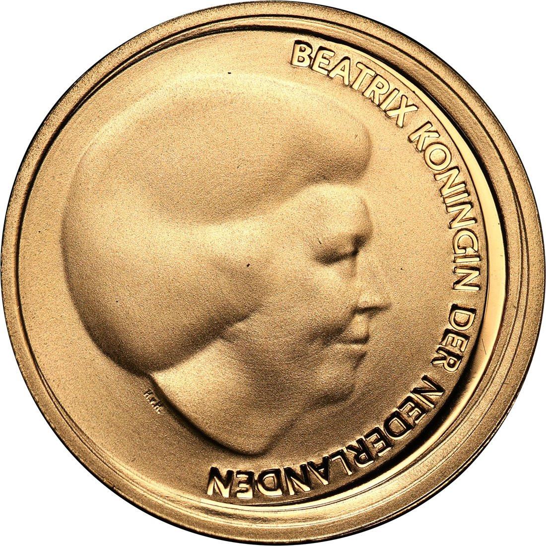 Holandia 10 Euro 2002 Wilhelm + Maxima
