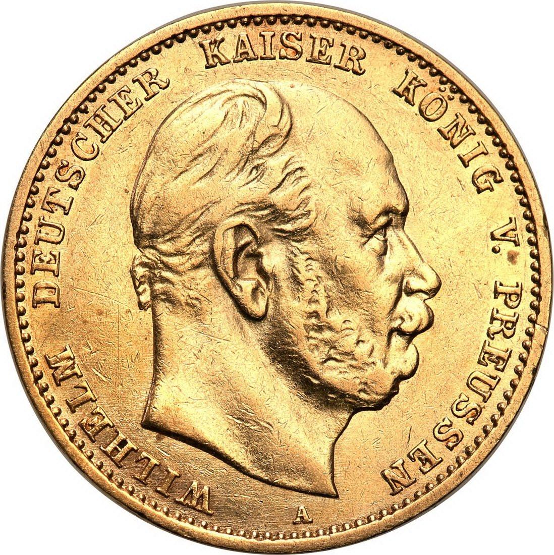 Niemcy Prusy 10 Marek 1879 A