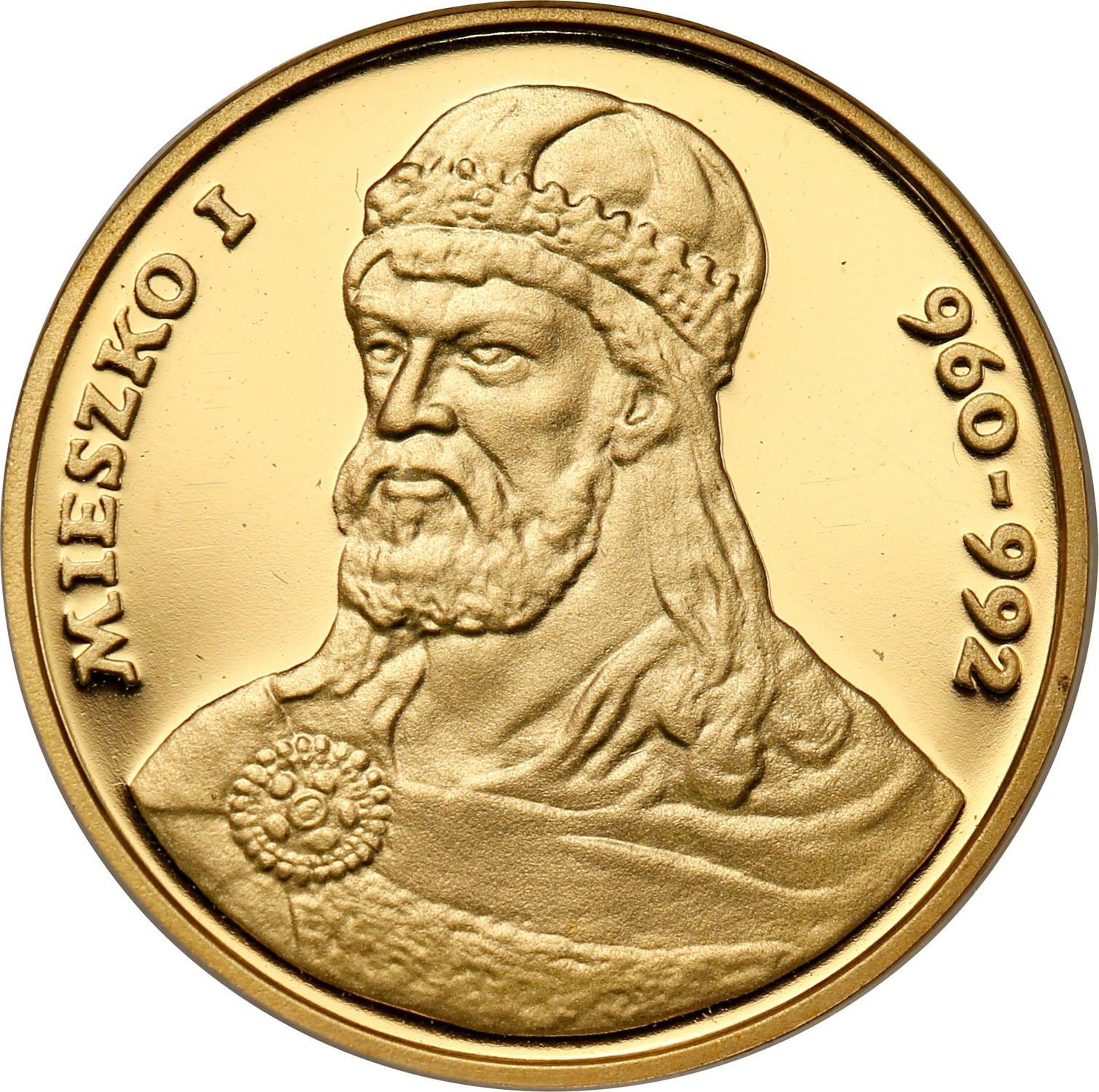PRL. 2000 złotych 1979 Mieszko I st. L-