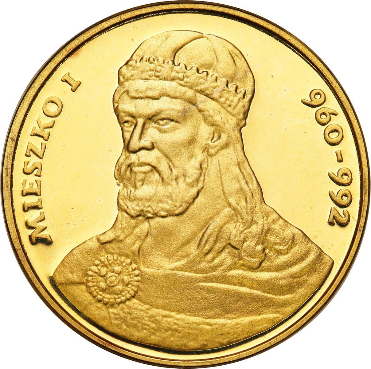 PRL. 2000 złotych 1979 Mieszko I