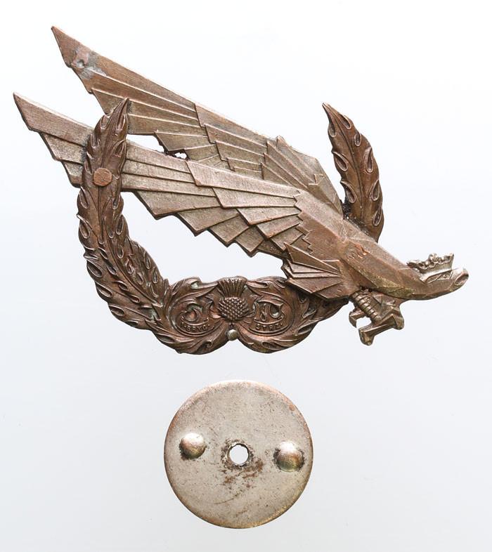 Odznaka 1 Brygady Strzelców, Kirkwood & Son