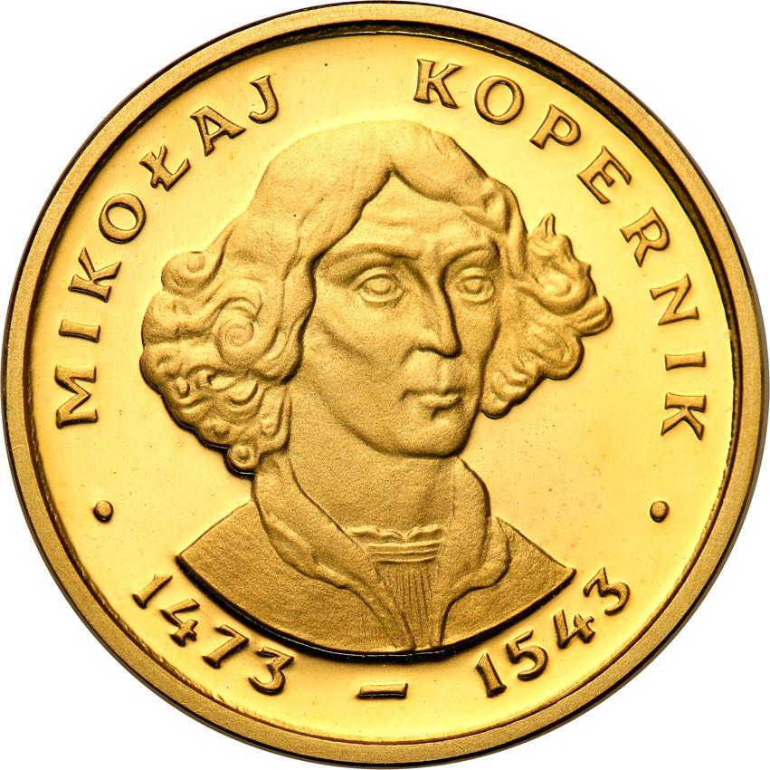 Polska PRL 2000 złotych 1979 Mikołaj Kopernik st.L