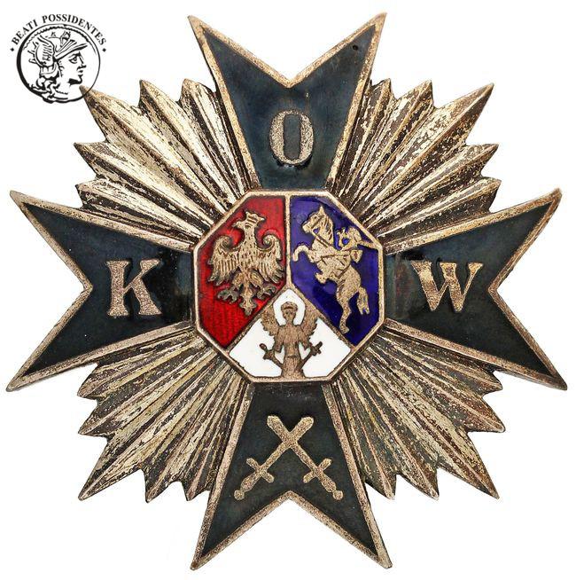 Odznaka Związku Obrońców Kresów Wschodnich