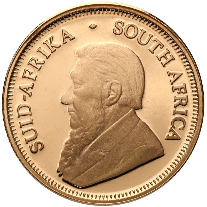 RPA 1/10 Krugerranda 2010 st.L