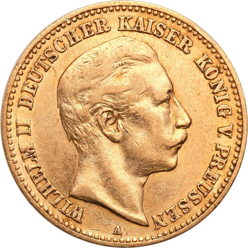 Niemcy Prusy 10 Marek 1898 A st.2-