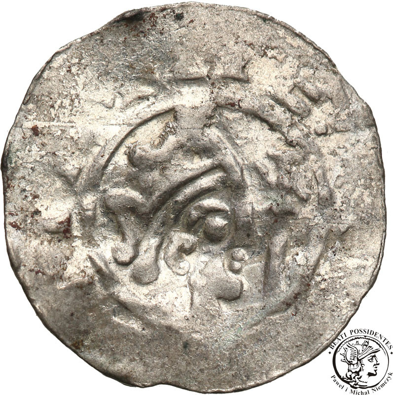 Niderlandy Fryzja denar XI w. st.2-