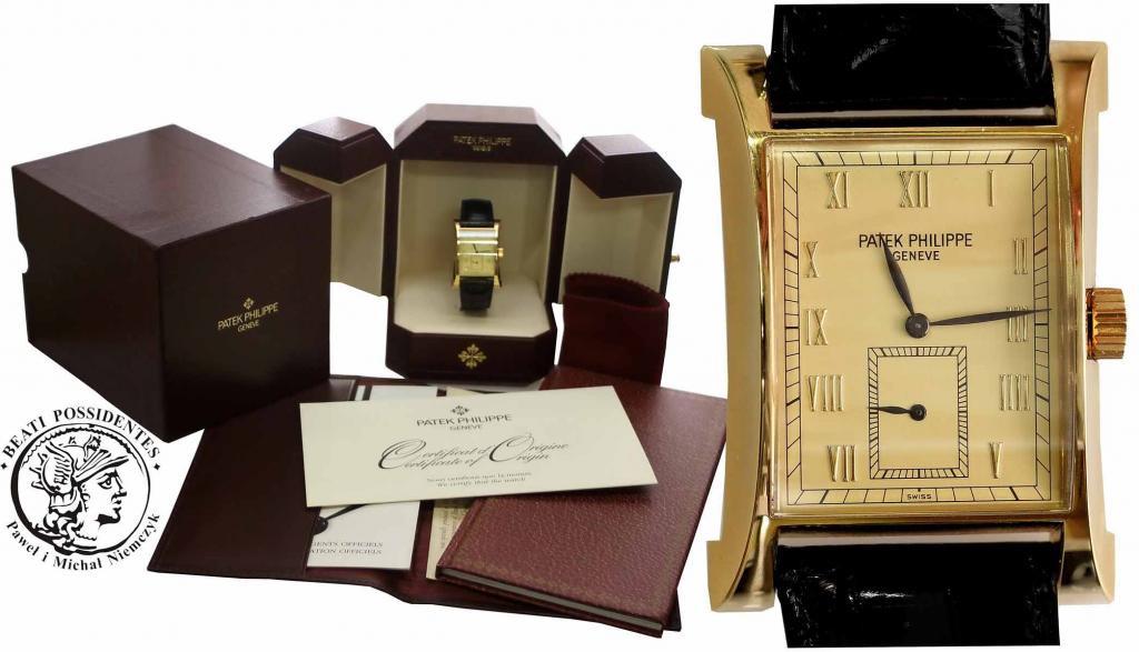 Zegarek Patek Philippe Pagoda 5500 - LIMITOWANA EDYCJA