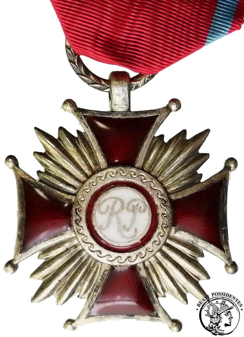 Polska II RP Srebrny Krzyż Zasługi